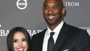 Vanessa Bryant Shares Heartwarming Picture Honouring Her Late Husband And Best Friend Kobe