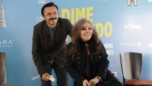 Verónica Castro y Michelle Castro