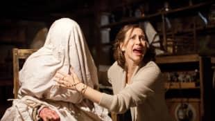 Vera Farmiga in 'The Conjuring'