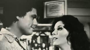 Verónica Castro y Juan Gabriel