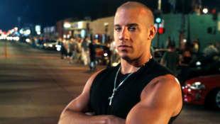 Vin Diesel en una escena de la película 'Rápido y furioso'