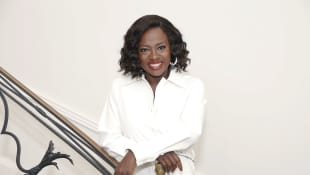 Viola Davis Reflects On Growing Up And Her Mother's Perseverance