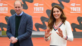 William And Kate Play Tennis On Last Day Of Scotland Trip
