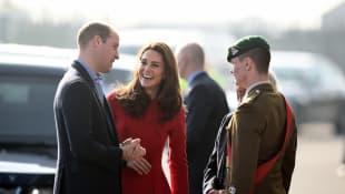 Prince William Duchess Catherine Visit Belfast Northern Ireland