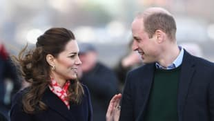 Duchess Kate and Prince William gave a rare interview on 'BBC Breakfast' on Friday.
