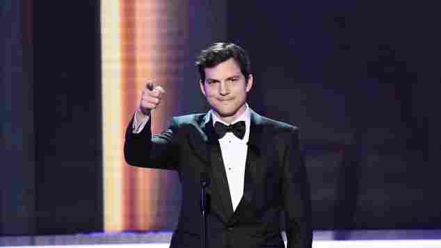Ashton Kutcher Screen Actors Guild Awards