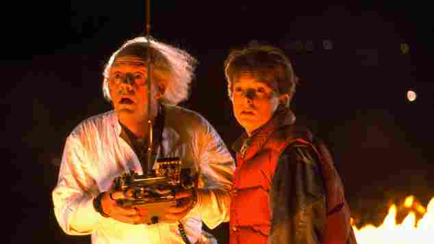 Back to the Future Quiz movie film trivia questions facts game cast plot Michael J. Fox Marty McFly 2021