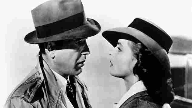Casablanca Movie Quiz film trivia questions facts cast quotes lines Humphrey Bogart Ingrid Bergman