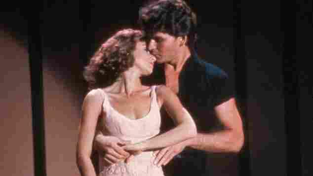 Patrick Swayze y Jennifer Grey en una escena de 'Dirty Dancing'