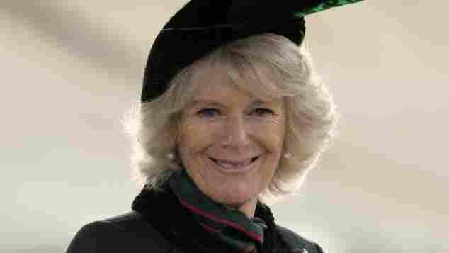 Duchess Camilla in 2009