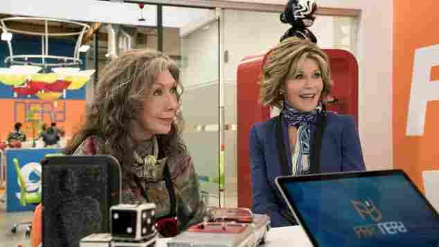 Netflix Original Series: Grace & Frankie