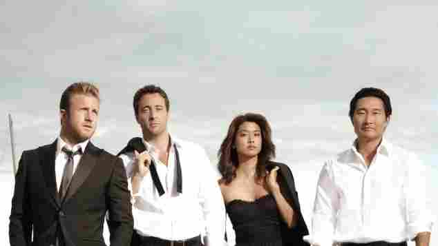The cast of 'Hawaii Five-0'