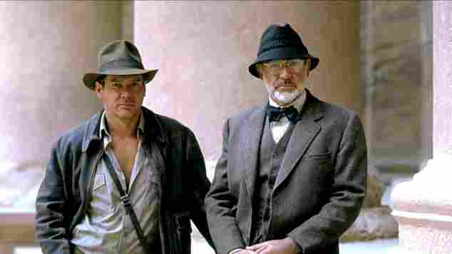 Harrison Ford Pays Tribute To Sean Connery, Indiana Jones Co-Star