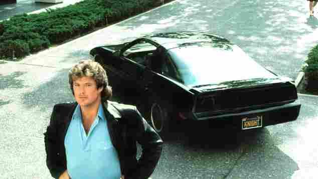 Knight Rider reboot movie 2020. David Hasselhoff starred in the '80s NBC series.