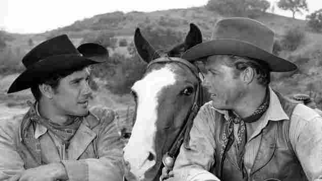 Laramie TV Show Quiz trivia facts questions western series NBC 1950s 1960s John Smith Robert Fuller