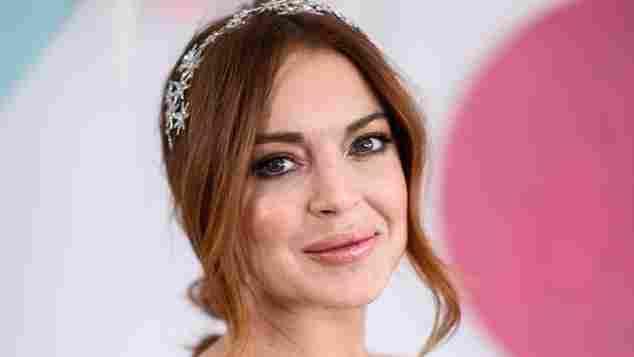 Lindsay Lohan en 2019