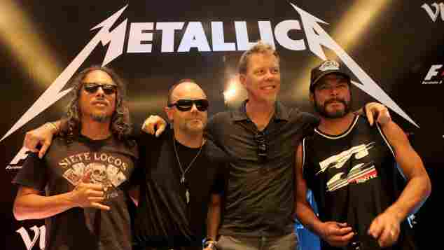 Metallica Band Quiz trivia questions facts songs lyrics albums members today 2021 game