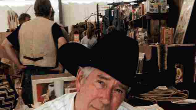 Robert Fuller at a western festival in 2006 return of the magnificent seven