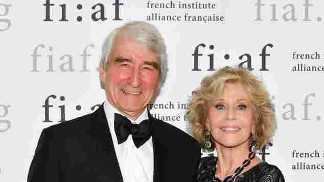 Sam Waterston and Jane Fonda