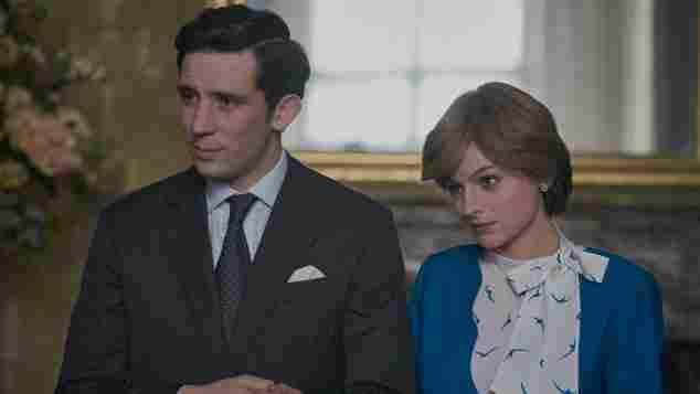 The Crown VS Real Life Quiz fact fiction trivia questions cast actors Queen Elizabeth Charles Diana seasons episodes Netflix watch