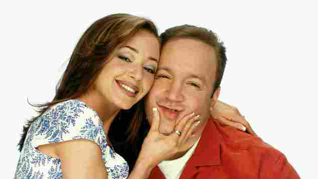'The King of Queens' Leah Remini and Kevin James
