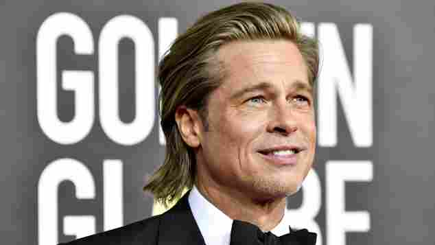 Brad Pitt habla sobre su primer beso y sus enamoramientos al crecer