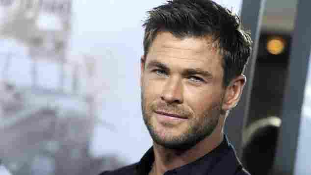 Chris Hemsworth Crocodile Dundee