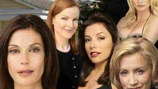 Elenco de 'Desperate housewives'