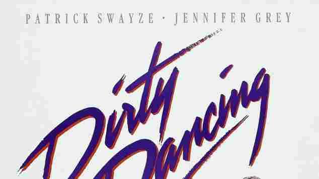 Poster de la película 'Dirty Dancing'
