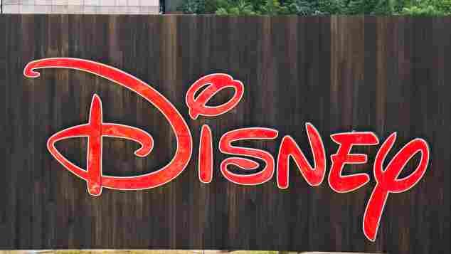 Disney Logo Disney+ Shanghai China