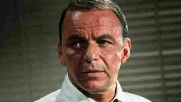 Publicity still of Frank Sinatra in 1965