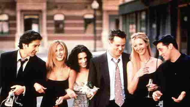 Serie 'Friends'