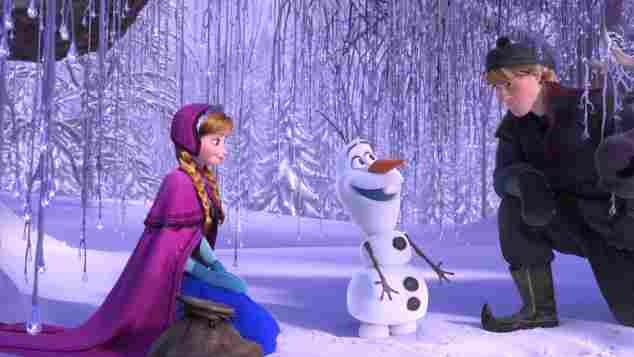 'Frozen' Quiz