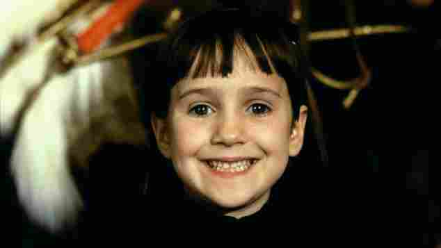 "Mara Wilson starred in ""Miracle on 34th Street"" (1994)"