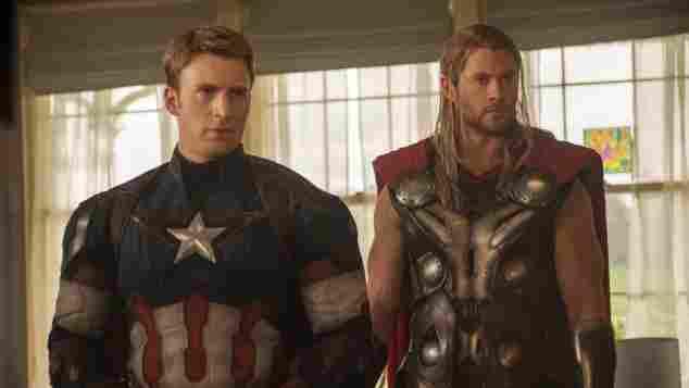 Marvel Superhero Powers Quiz