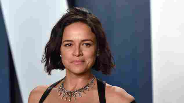 """Michelle Rodriguez: This is """"Letty"""" in 2020."""
