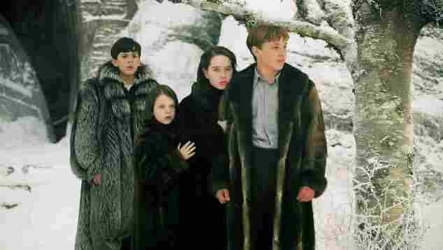 'The Chronicles of Narnia: The Lion, The Witch and The Wardrobe'.