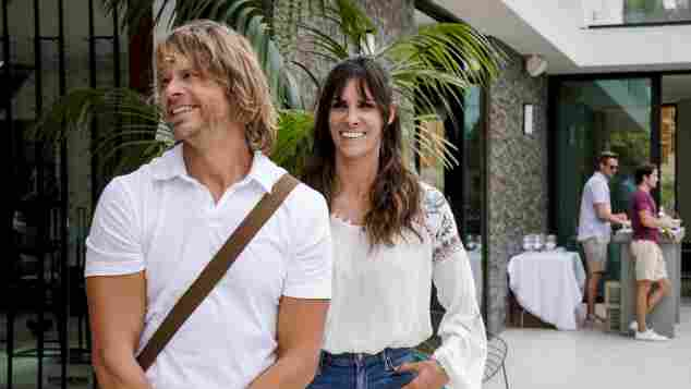 Kensi and Deeks are a couple on NCIS: L.A, but are related in real life