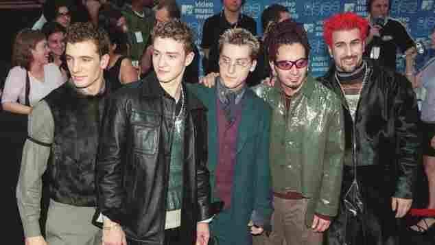 NSYNC en 1999
