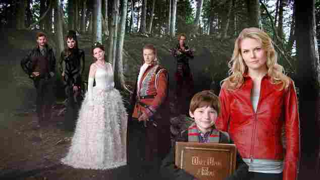 'Once Upon A Time' Quiz