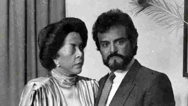 María Rubio y Gonzalo Vega