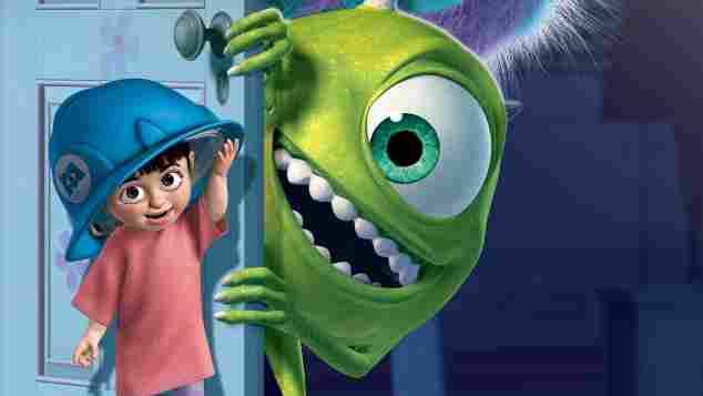 Póster de la película 'Monsters Inc.'