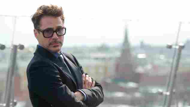 Robert Downey Jr. Quiz