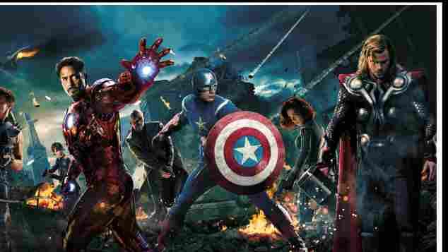 Marvel's 'The Avengers' Poster