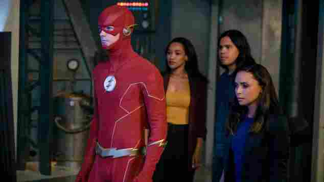 'The Flash' Quiz