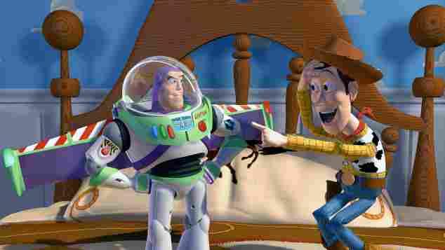 'Toy Story' Quiz