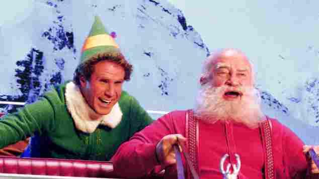 Escena de 'The Elf' con Will Ferrell