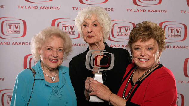 4 Facts About 'The Golden Girls' You Probably Didn't Know