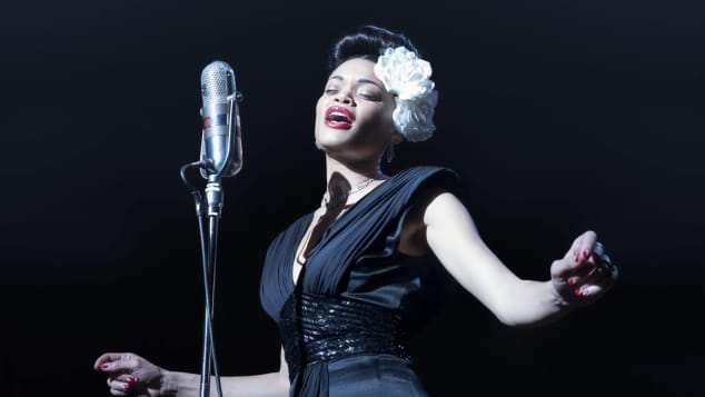 Facts On Andra Day In The United States Vs. Billie Holiday Oscars 2021 movie film ALLVIPP celebrity corner with Sarah video