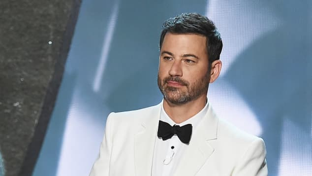 'Jimmy Kimmel Live!' Jimmy Kimmel at the 68th Annual Primetime Emmy Awards